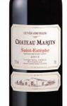 Saint Estephe Chateau Martin